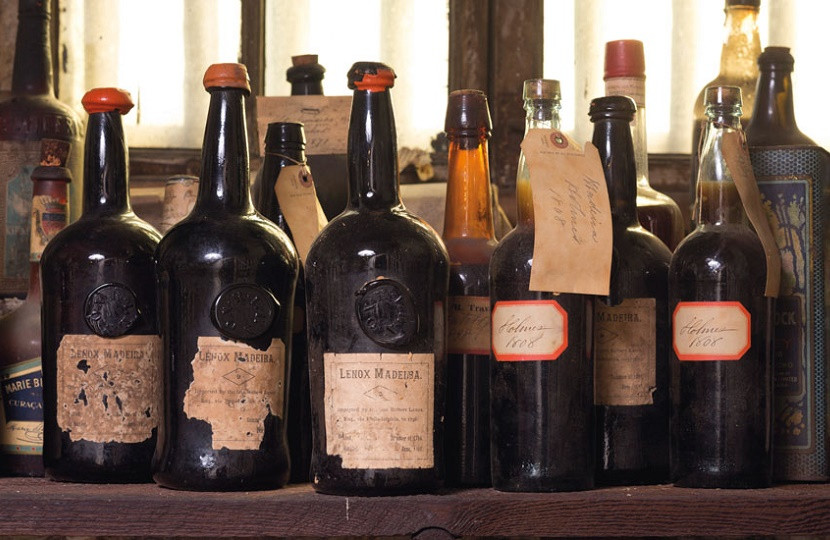 Vintage Madeiras from the 18th Century