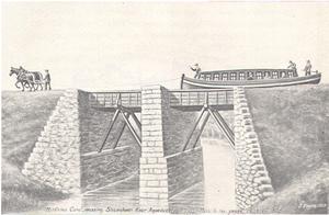 Aqueduct Crossing the Shawsheen River