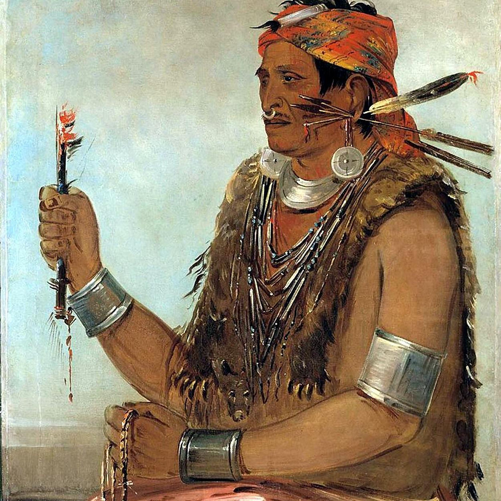 Tenskwatawa (The Prophet)