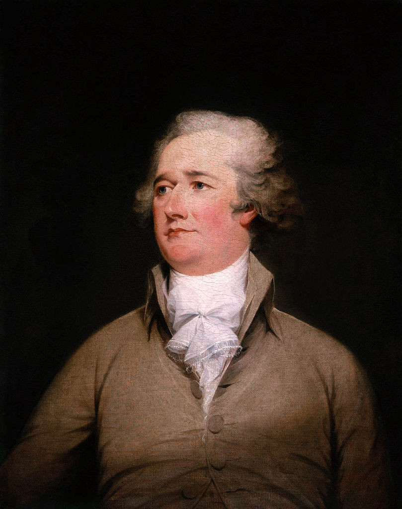 Alexander Hamilton - First Secretary of the Treasury
