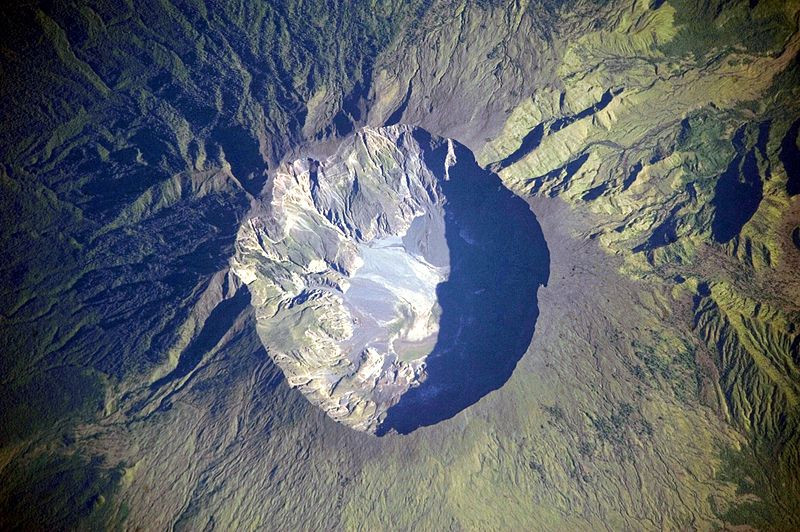 Mt. Tambora Today