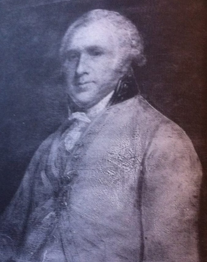 Anthony Merry, British Minister to the United States