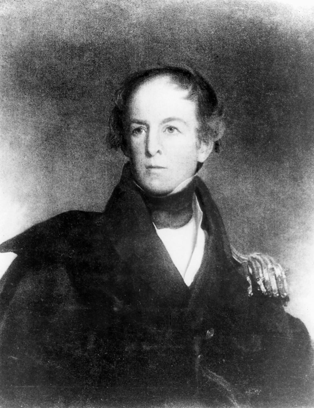 Captain James Biddle
