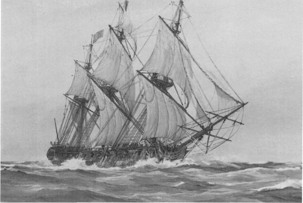 USS Alliance - The Last Ship of the Revolutionary War Navy
