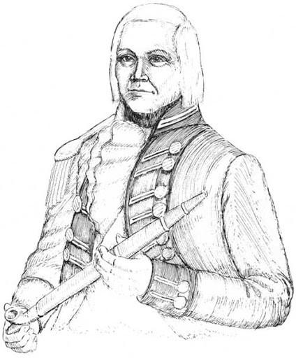 British Agent Alexander McKee