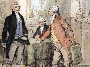 The Citizen Genet Affair: Foreign Influence in the Early American Republic