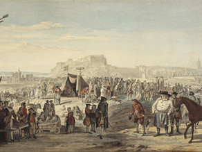 Horse Racing in Colonial America and the Early Republic
