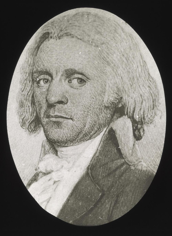 Captain James Sever