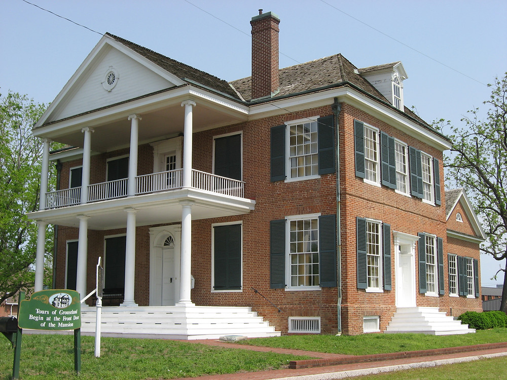 Grouseland - William Henry Harrison's Home