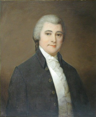 Portrait of William Blount