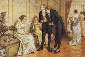 Federal Era Ballroom Etiquette – It isn't all that clear cut.