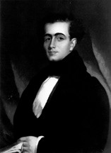 Portrait of Senator Steven Thomas Mason
