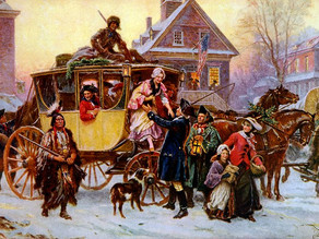 Holiday Traditions in Colonial America and the Early Republic
