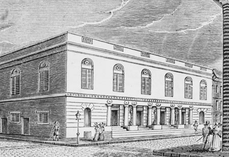 Walnut Street Theatre - 1809