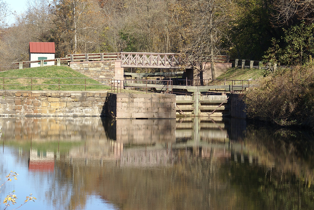 Lock 60, Schuylkill Canal