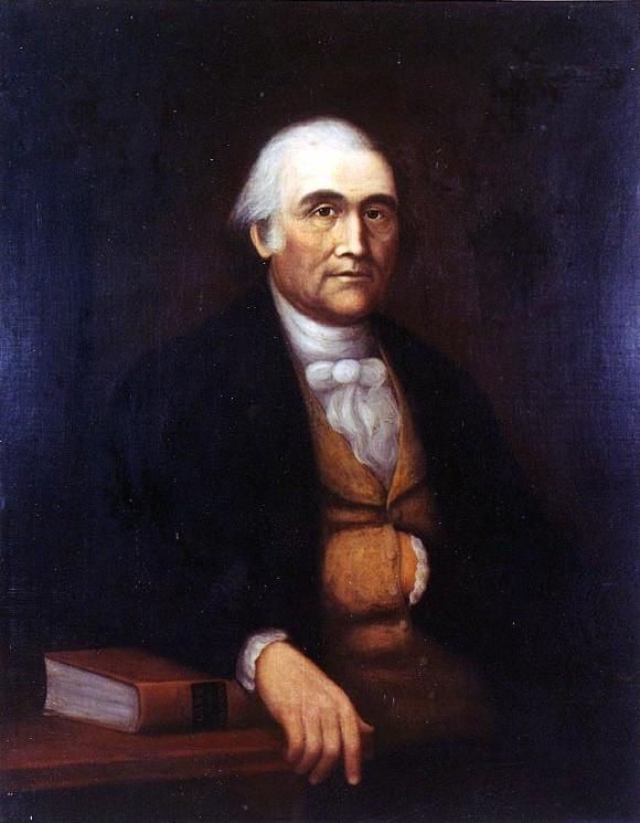 Secretary of the Navy Robert Smith