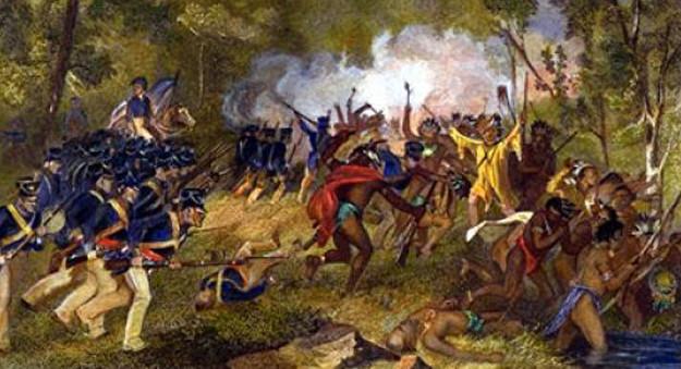 Battle of Tippecanoe (Prophetstown)