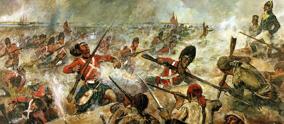 The War of 1812 – Part 5 - The Attack on New Orleans