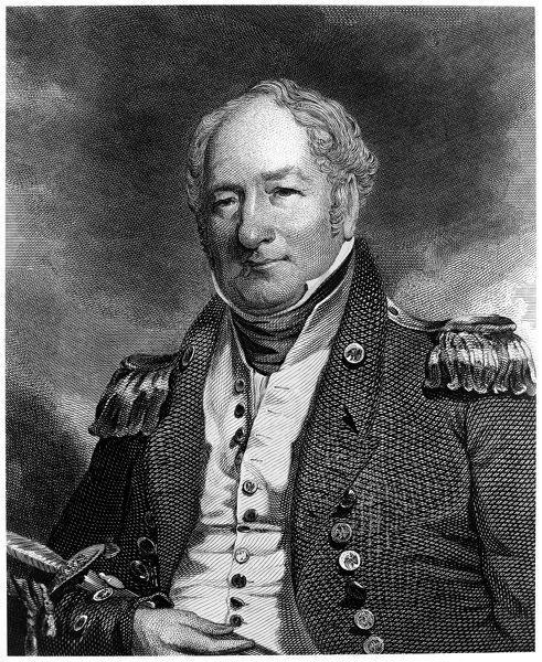 Commodore James Barron