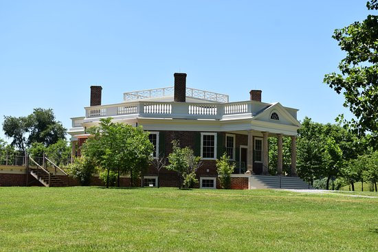 Thomas Jefferson's Poplar Forest Near Lynchburg, VA