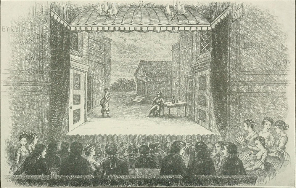 John Street Theatre - 1791