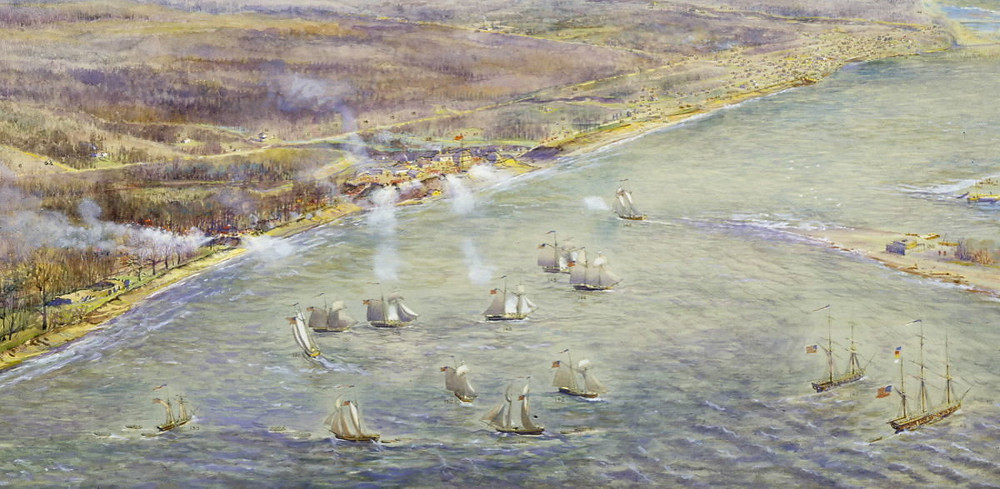 Attack on Fort York (Toronto)