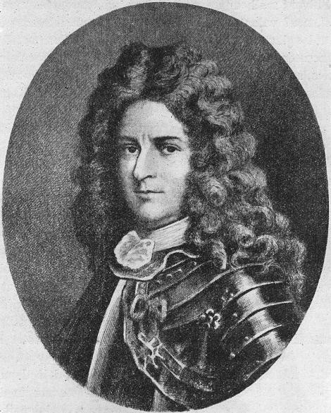 Portrait of Pierre Le Moyne d'Iberville