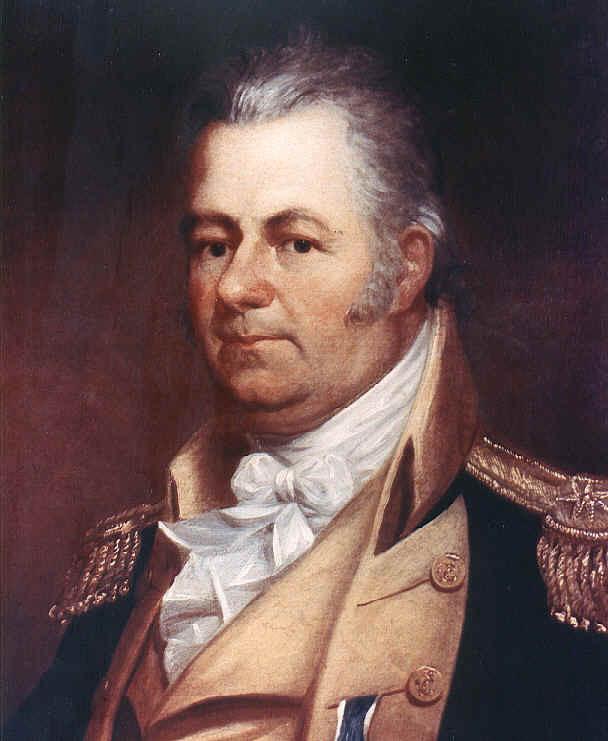 Captain Thomas Truxton