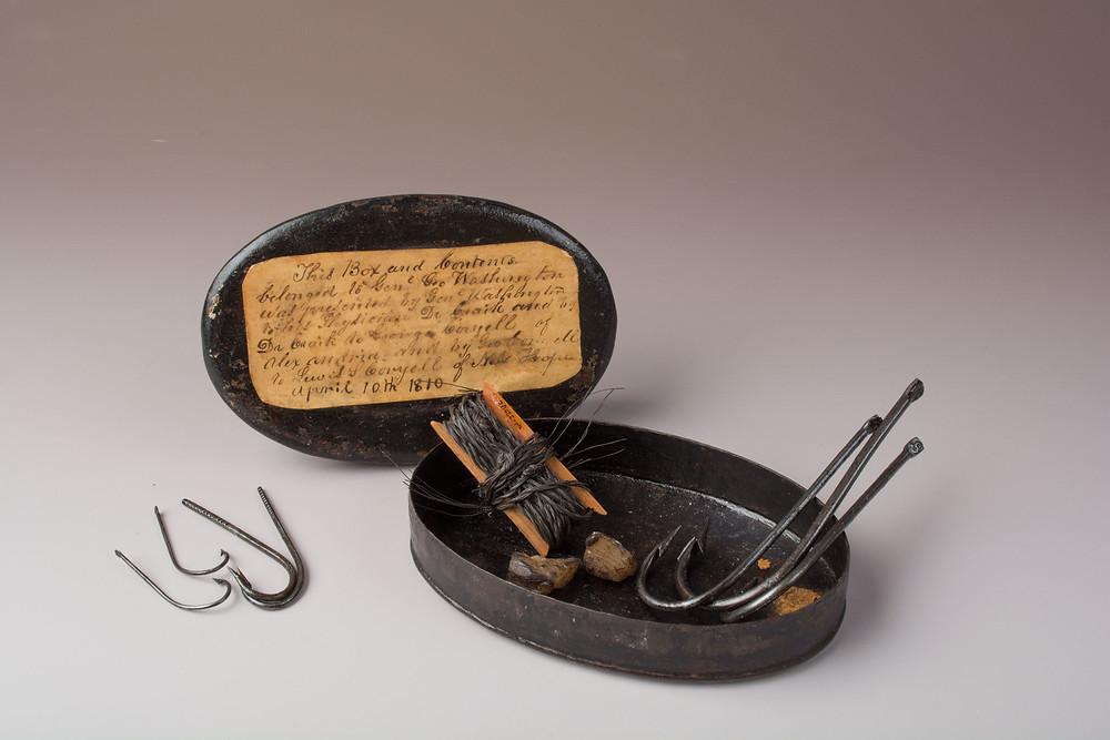 George Washington's Tackle Box