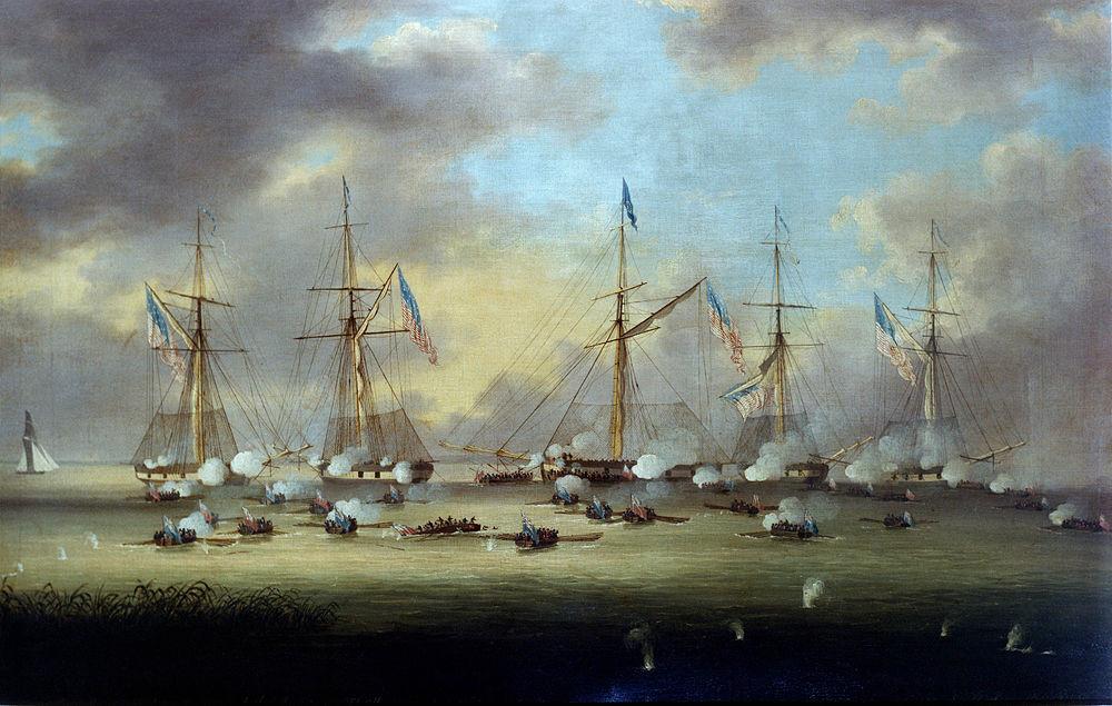 Battle of Lake Borgne
