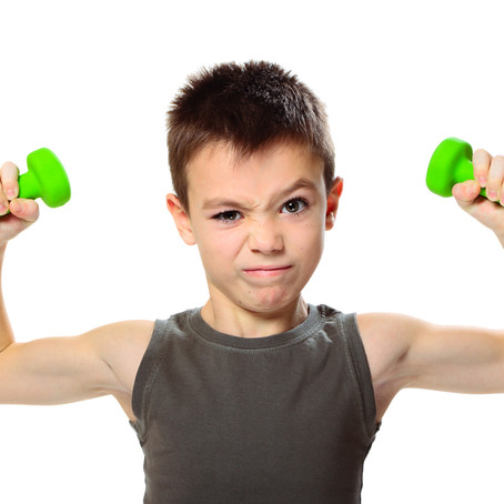 CHILD STRENGTH & CONDITIONING, IS IT SAFE?