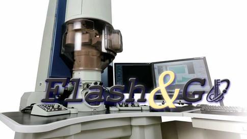 Flash & Go with Cold Field Emission Gun (CFEG)