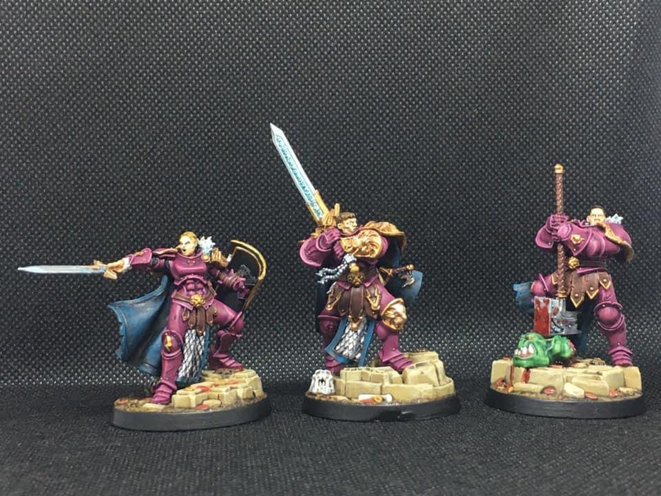 Astral Templar Steelheart's Champions