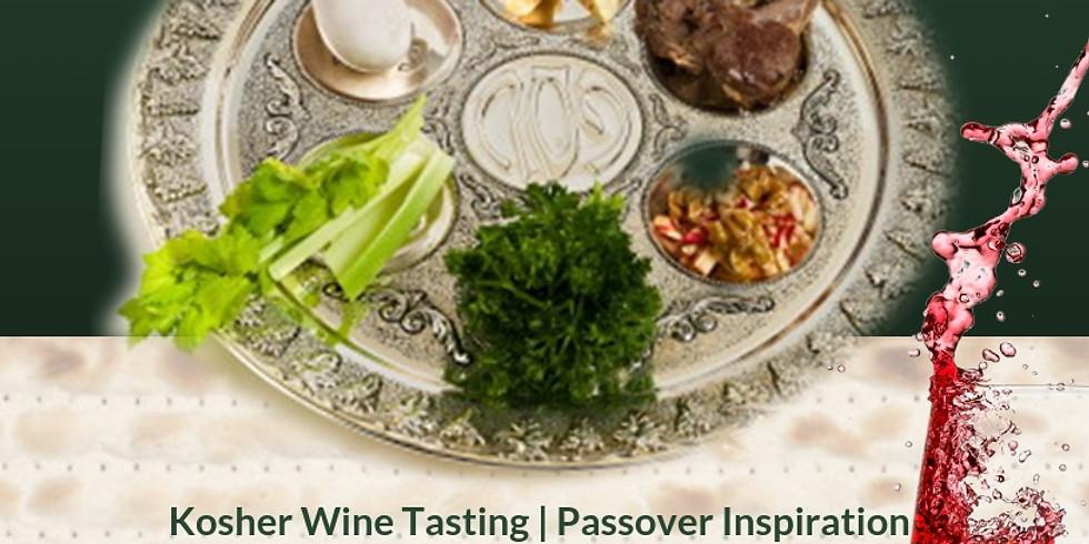 Pre-Passover Wine and Wisdom