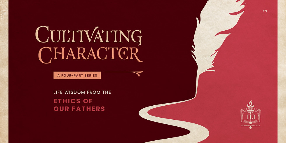 Cultivating Character - Unconditional Love