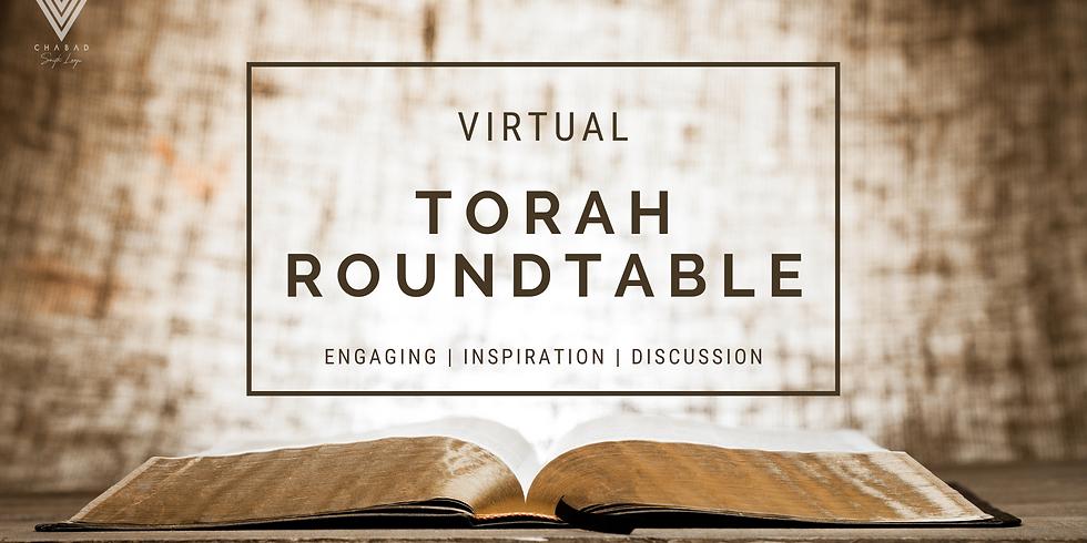 Virtual Torah Roundtable