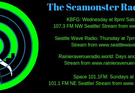 SEA MONSTER RADIO EPISODE #11