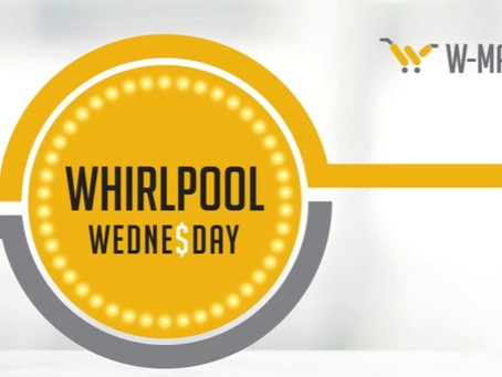 【Whirlpool - 限量熱賣每週放送-低至5折】