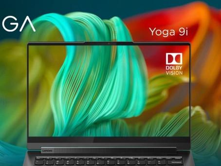 【Lenovo網購激賞獎上獎送商戶購物禮劵 - Yoga 9i - 尊貴之最.星級影音享受】