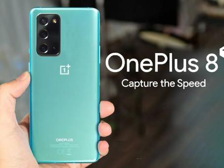 【OnePlus 8T - 勁減系列 - 超過20% off】