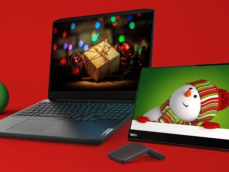 【Lenovo - eShop聖誕優惠-免費獲得商戶購物禮券】