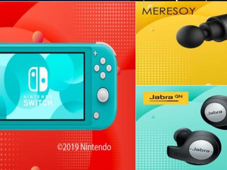 【成功申請 WeWa銀聯信用卡-送您Nintendo Switch Lite一部】