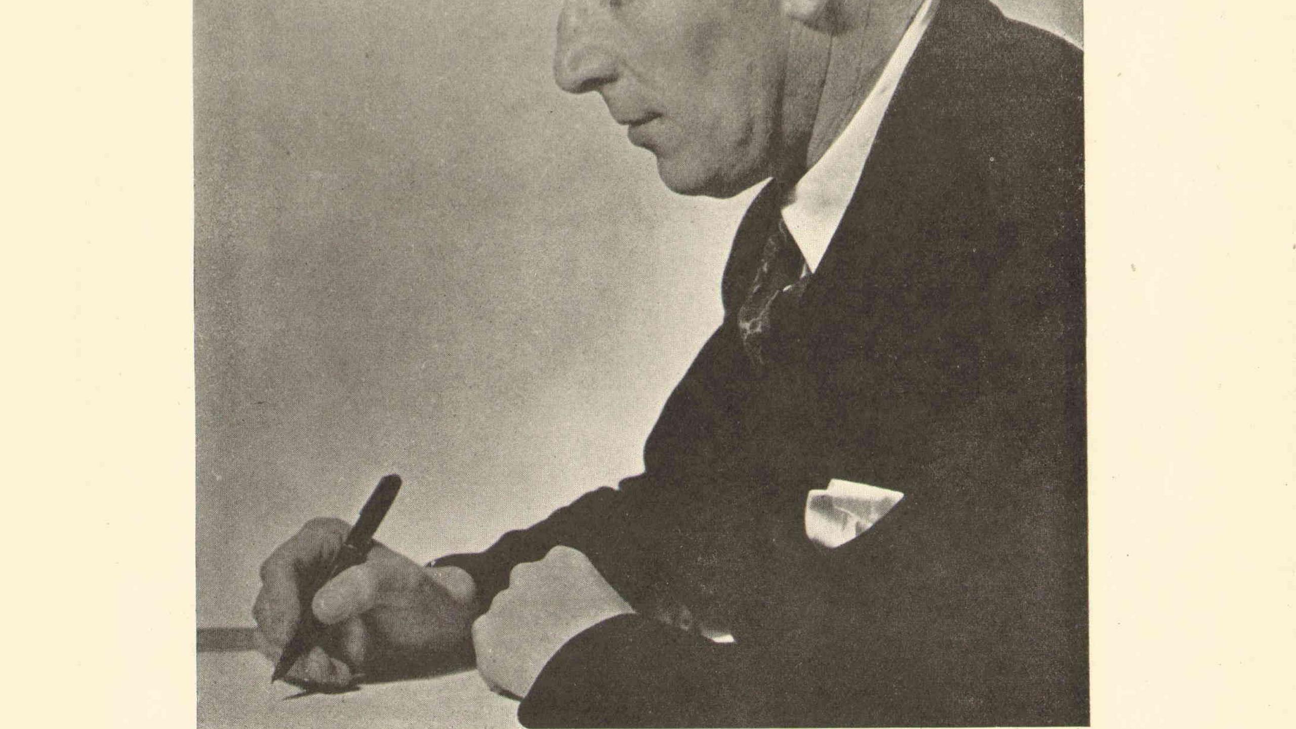Halesowen Pogramme 1949 (Opening Of Mano
