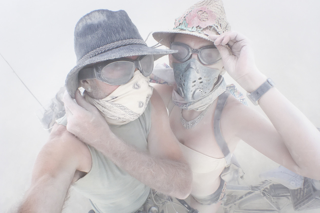 Burning Man, Black Rock Desert, NV