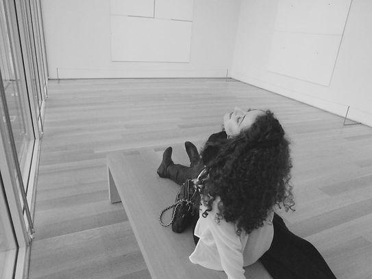 co-creator, gallery, artist, surrender, full power, past + present