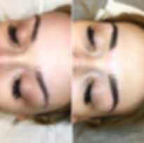 Henna Eyebrows Brisbane