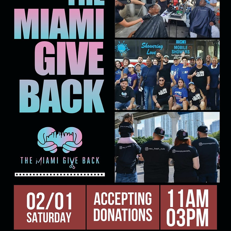 The Give Back
