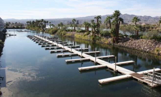 Shore docks