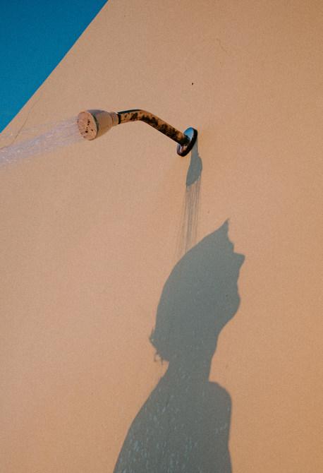 Showers in Vega Baja