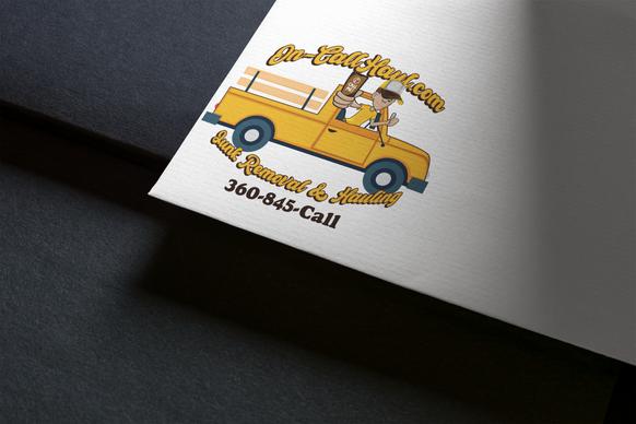 On-Call Haul Logo